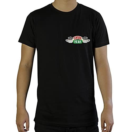 Friends - Central Perk - Camiseta Hombre (M)
