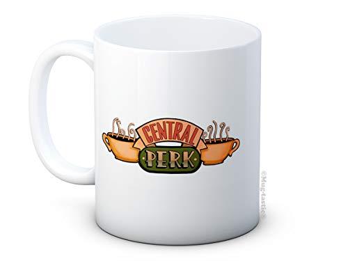Central Perk - Friends - Taza de Café de...