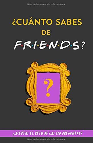 ¿Cuánto sabes de Friends?: ¿Aceptas el reto de...