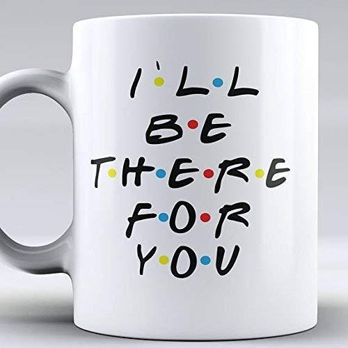 Taza divertida con texto en inglés «I 'll Be...