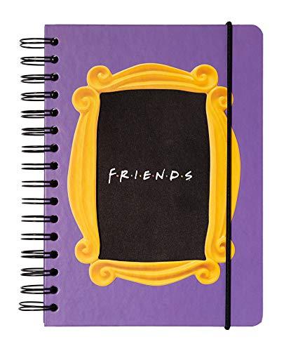 ERIK - Cuaderno de notas A5, Bullet Journal...