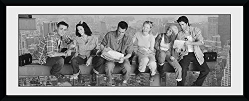 poster horizontal friends