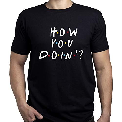 EUGINE DREAM How You Doin Joey Tribbiani Friends...