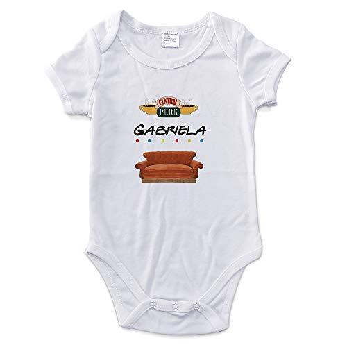 LolaPix Body Personalizado Bebé con Nombre....