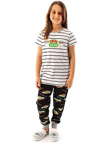 FRIENDS Pijama Central Perk para niñas Café TV...