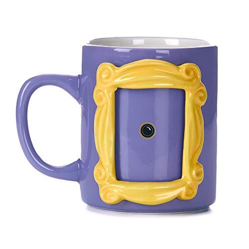 Paladone PP6548FR | Taza de cerámica con forma de...