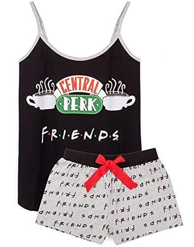 FRIENDS Amigos Pajamas Mujeres Central Perk Café...