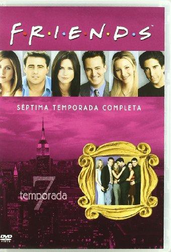 Friends Temporada 7 [DVD]