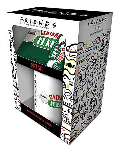 FRIENDS Central Perk Unisex Pack Fan Multicolor,...
