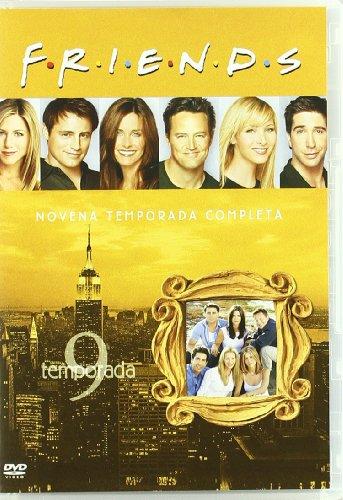 Friends Temporada 9 [DVD]