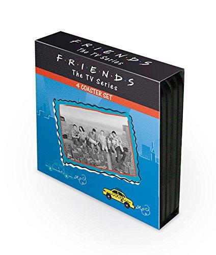 Pyramid - Set de 4 Posavasos Serie Friends