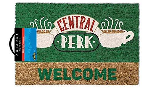 Friends Door Mat Felpudo Central Perk Welcome,...
