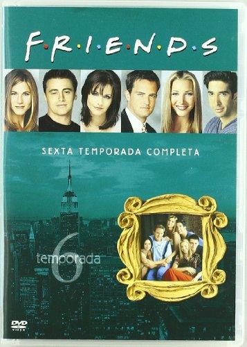 Friends Temporada 6 [DVD]