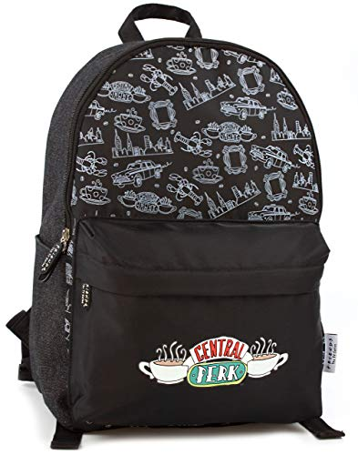 Mochila Central Perk Serie Friends