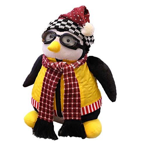 Huggsy, el Pingüino de joey