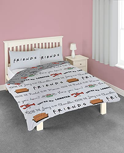 Character Linens Official Friends TV Series -...