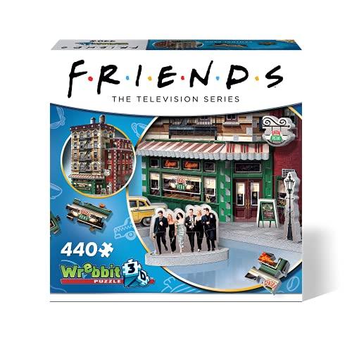 Wrebbit 3D-RD-RS262043 Puzzle 3D, Multicolor...