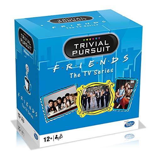 Trivial Pursuit de viaje Friends Juegos Trivial...