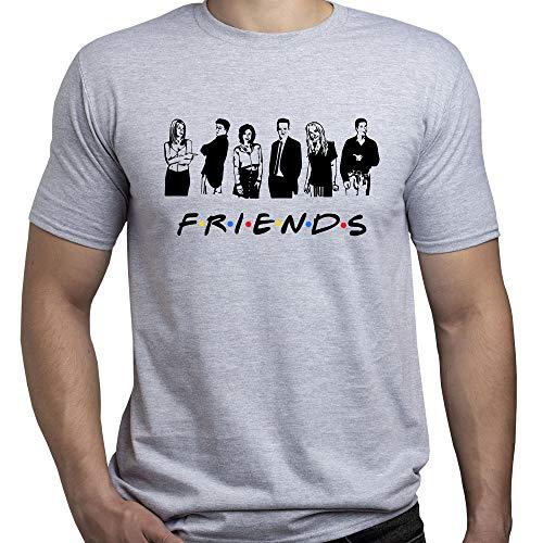 EUGINE DREAM Friends TV Show Characters Logo...