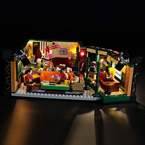 BRIKSMAX Kit de Iluminación Led para Lego Ideas...