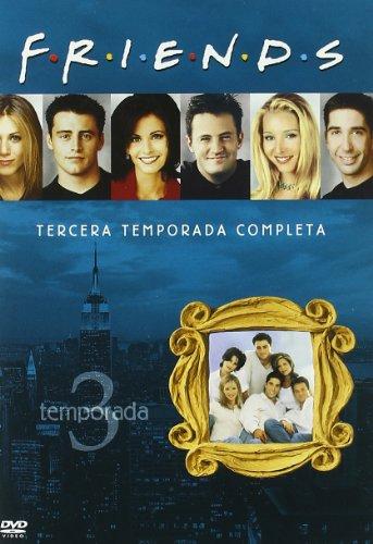 Friends Temporada 3 [DVD]