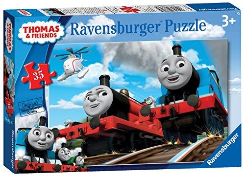 Ravensburger- Thomas and Friends Thomas &...