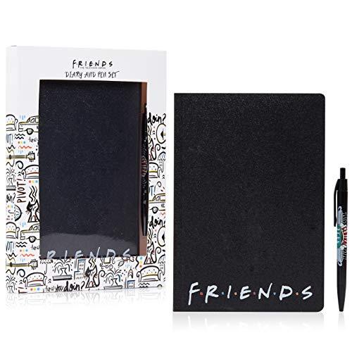 Friends Set Papeleria, Incluye Cuaderno A5 y...