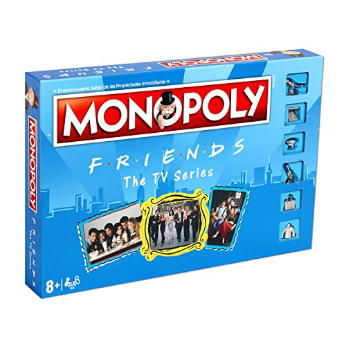 ELEVEN FORCE Monopoly Friends, multicolor, Talla...