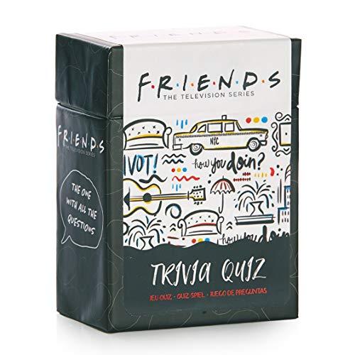 Paladone- Friends Bloque de Preguntas Trivia Quiz,...
