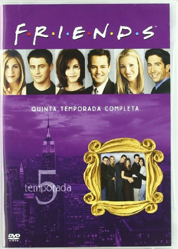 Friends Pack Serie 5 [DVD]