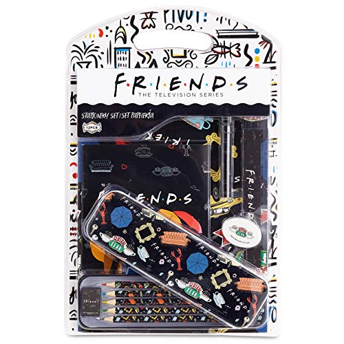 Friends Estuche Escolar, Kit Material Escolar Con...