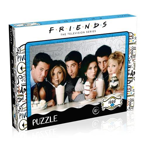 Puzle de 1000 Piezas de Friends Milkshake – Top...