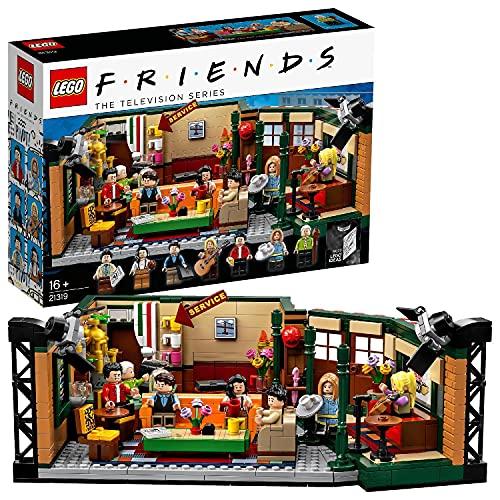 LEGO 21319 Ideas Central Perk Set de Construcción...