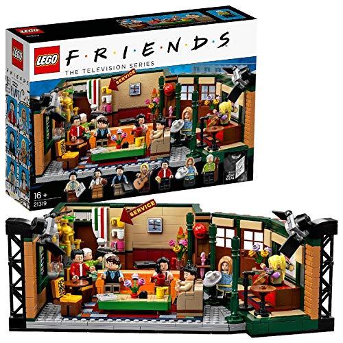LEGO Ideas - Central Perk, set de construcción,...