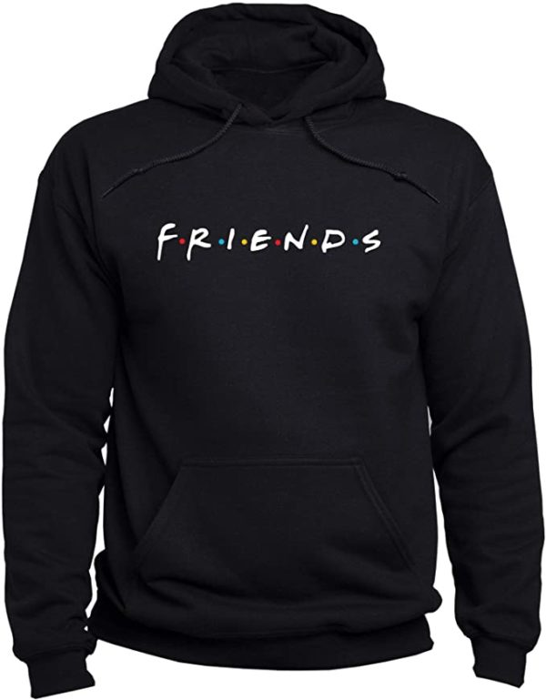 sudadera friends
