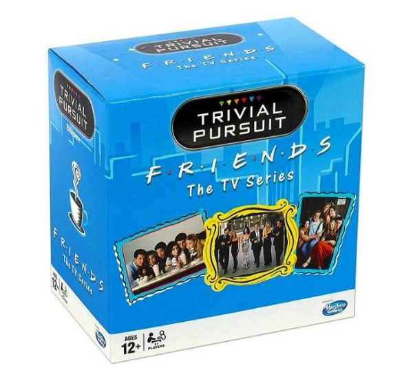 trivial serie friends