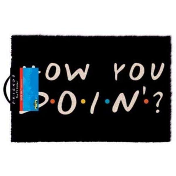 How You Doin Door