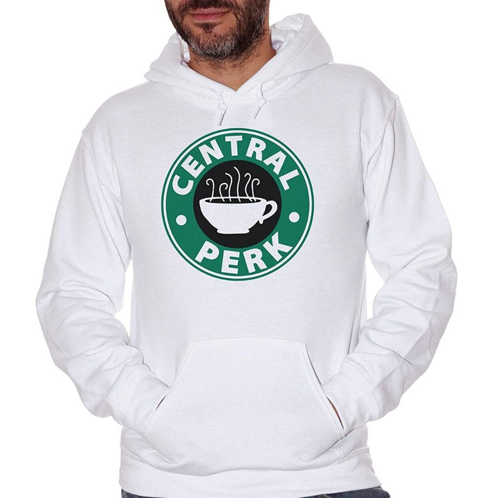 Sudadera Central Perk Friends Coffee Series