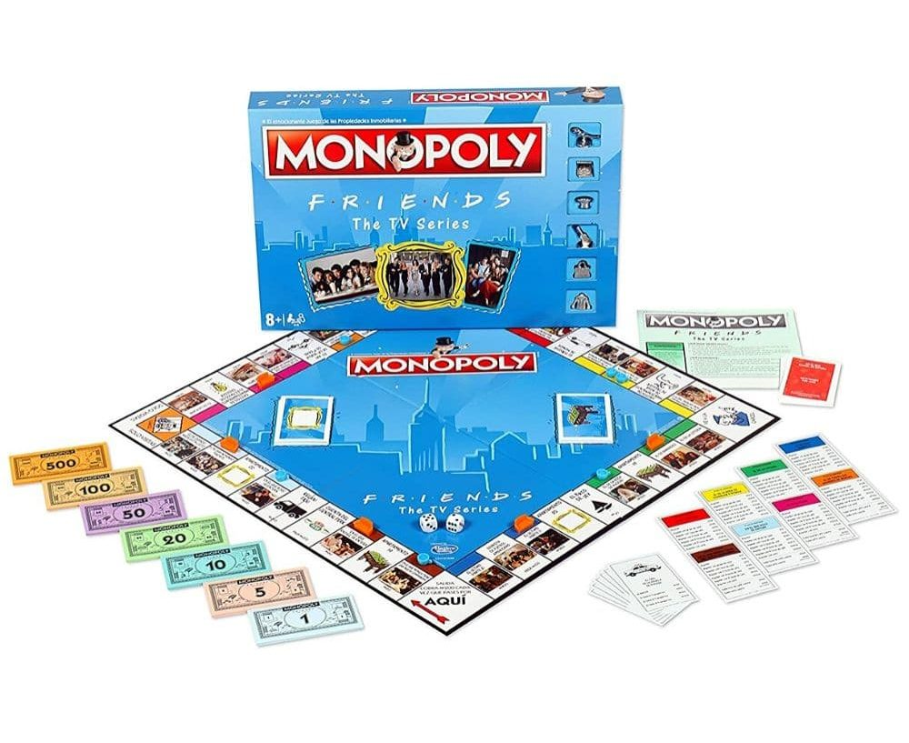monopoly de friends