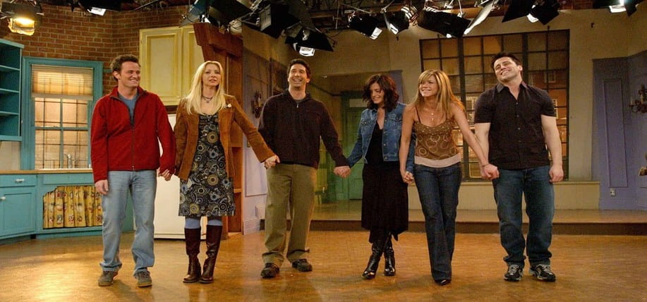 final serie friends