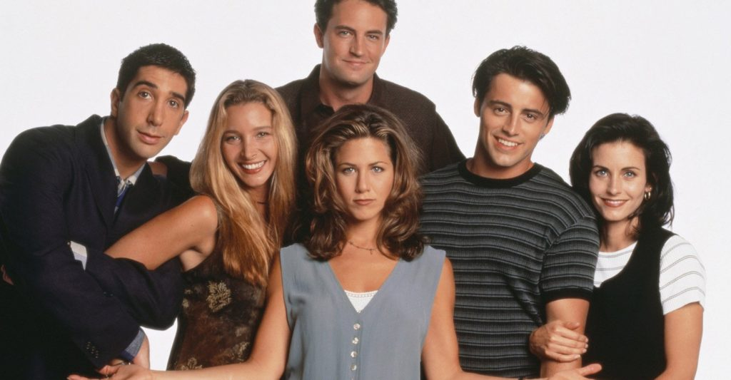 vestuario serie friends