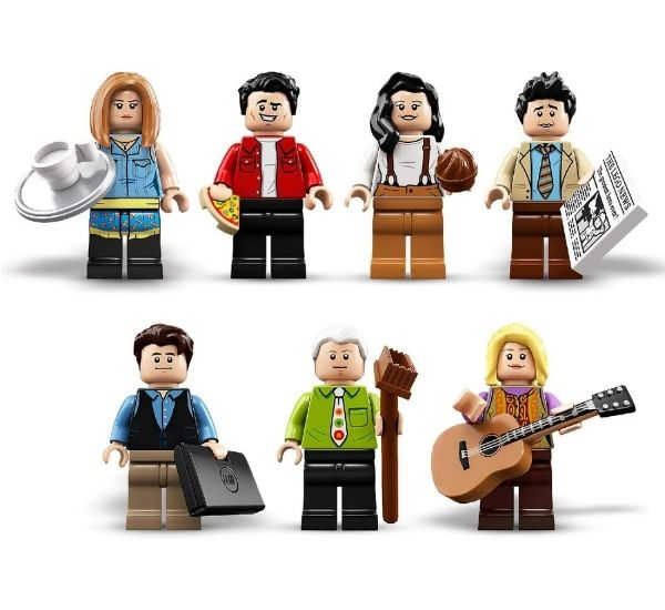 personajes lego friends
