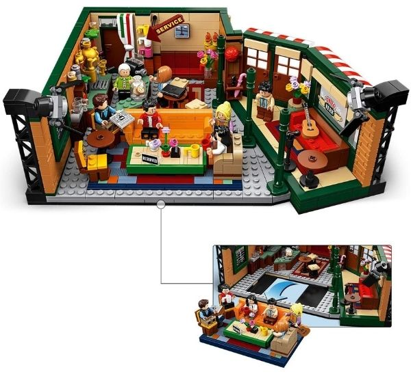 set de lego serie friends
