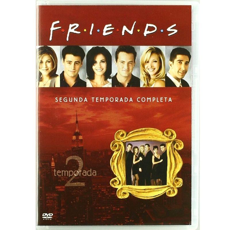 friends temporada 2