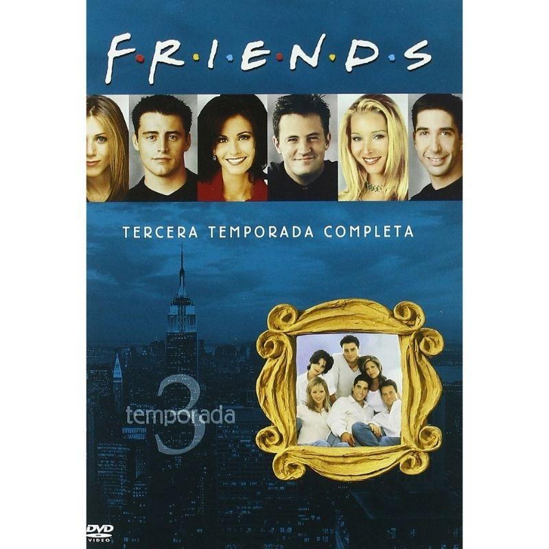 friends temporada 3