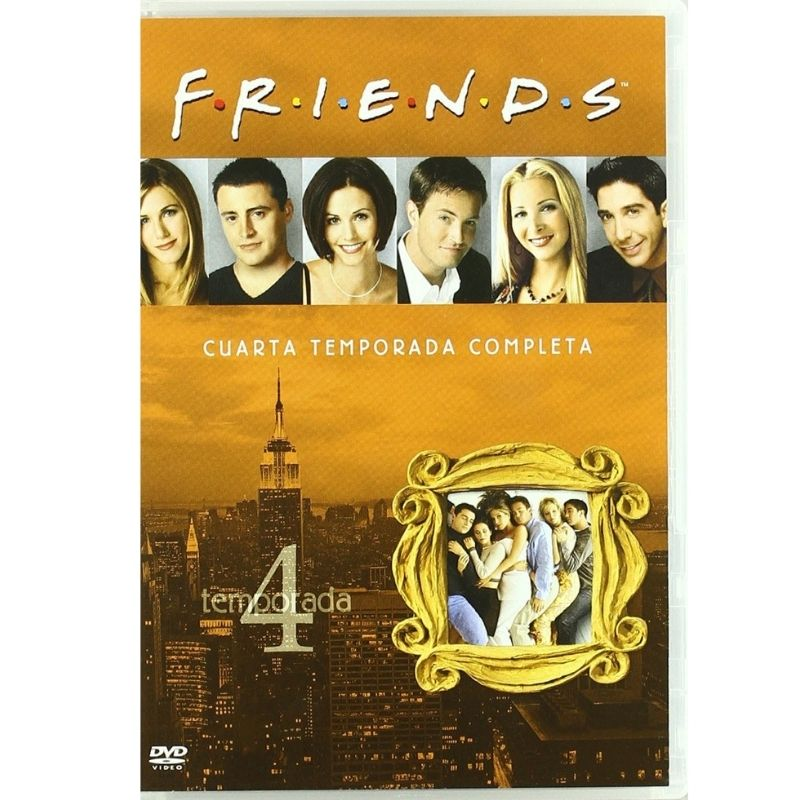 friends temporada 4