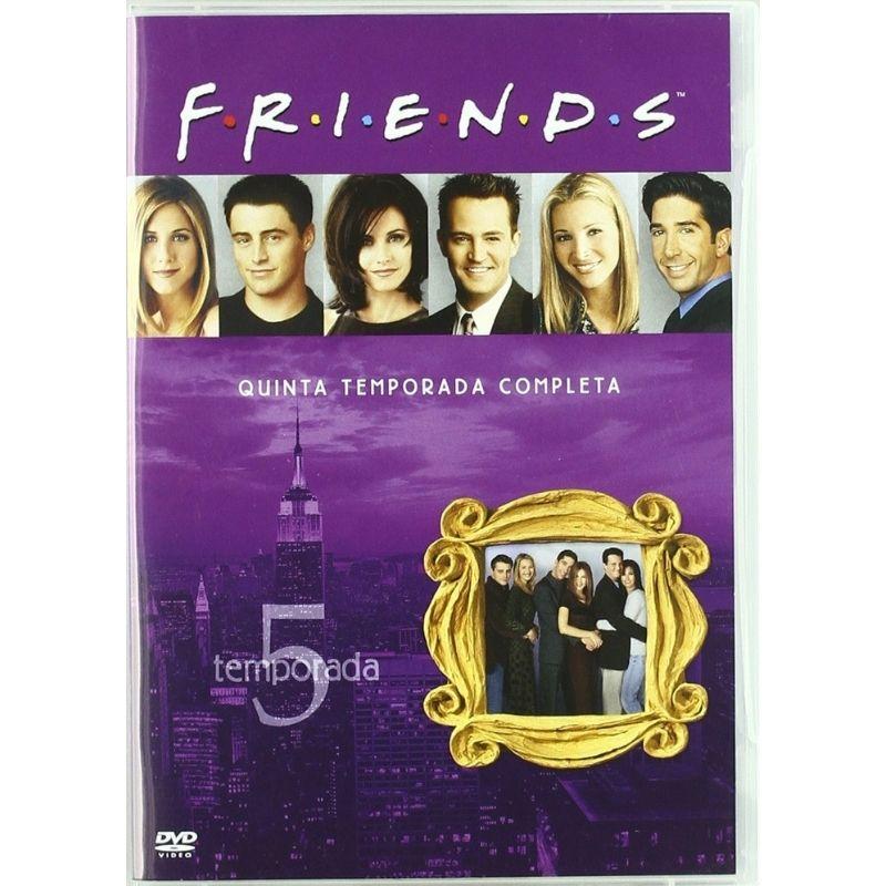 friends temporada 5