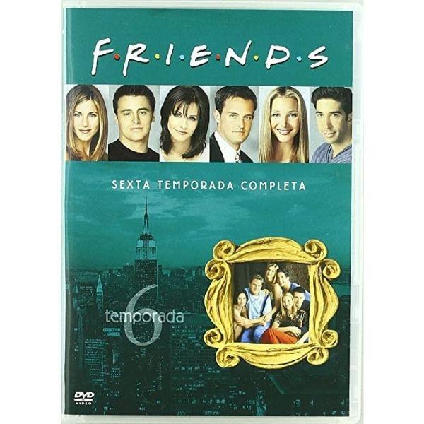 friends temporada 6