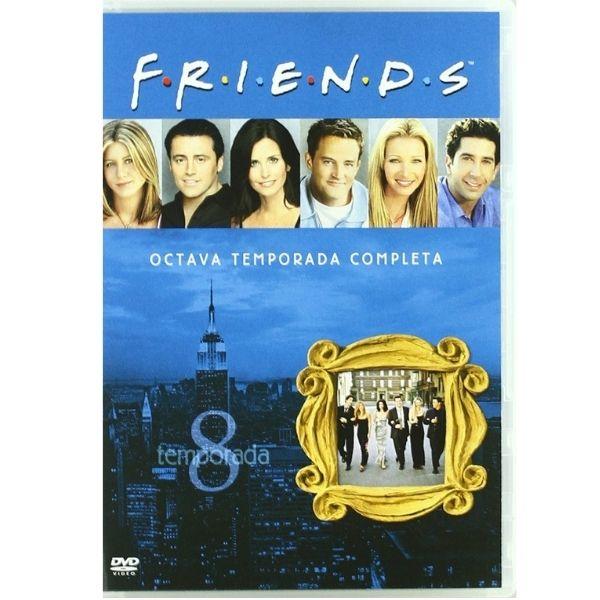 friends temporada 8