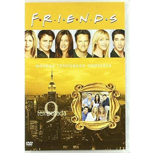 friends temporada 9